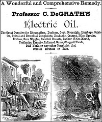 De Grath Electric Oil