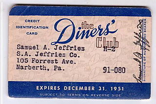 Diners 1951