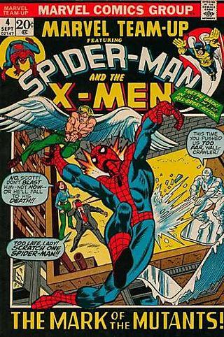 A Marvel team up #4