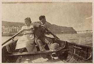 Rowers, 1940's