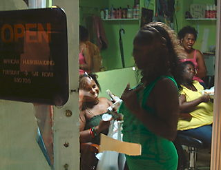 African American Hair Salon