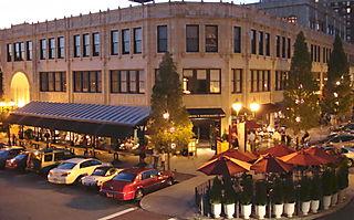 Asheville Grove Arcade