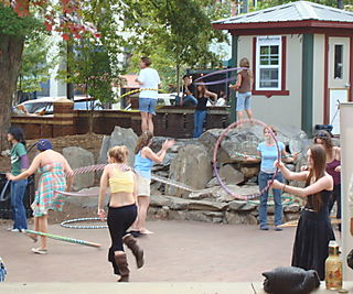 Asheville Pritchard Park
