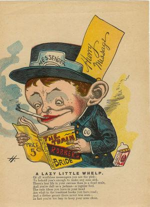 Charles Howard Comic