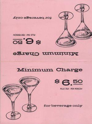 Frinkminimumtablecard