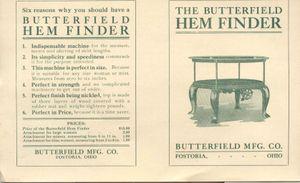 Butterfieldhemfinder