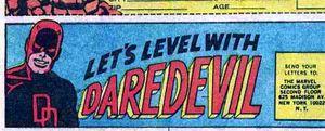 Daredevil July 1966