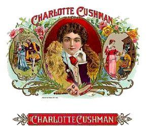 CharlotteCushmanLbl
