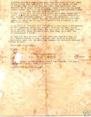 Kazan Letter to Monroe