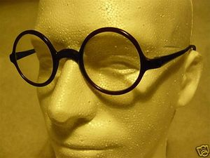 Harold Lloyd's Eye Glasses