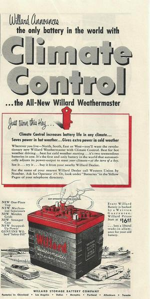 Climate Control Advertising