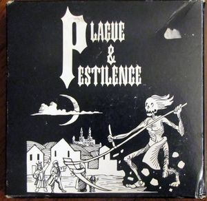 Plague & Pestilence Card Game