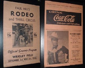 Rodeo and thrill circus