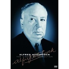 Hitchcock Signed Poster