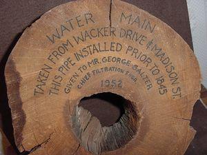 Chicago water main