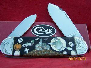 Case Amazing 1st Edition Halloween Toenail Casper