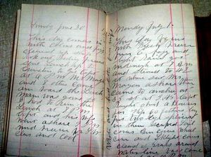 J.P. Morgan's Corsair Yatch Captain's Diary