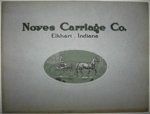 Horse Carriage Buggy Catalog