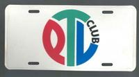 PTL License Plate