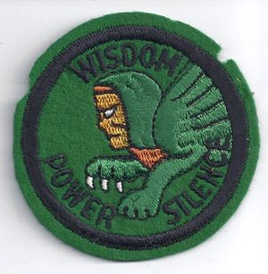 101st Airborne Division, 502nd Para Inf Regiment, S-2, Intelligence Section Patch