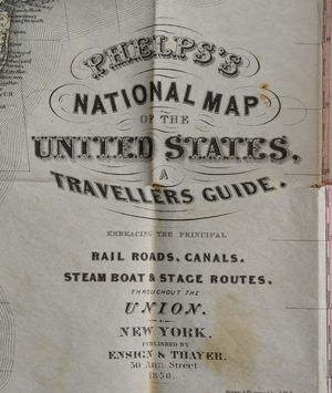 Phelps Stage Railroad Boat Travel Guide