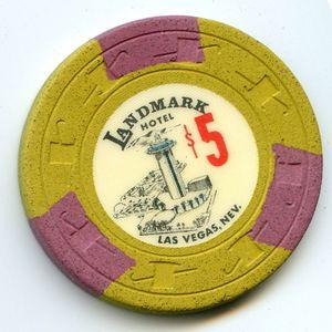 Landmark Casino Chip
