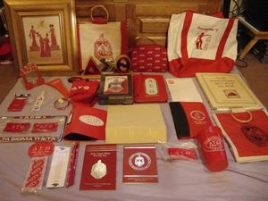 Delta Sigma Theta Ephemera Lot
