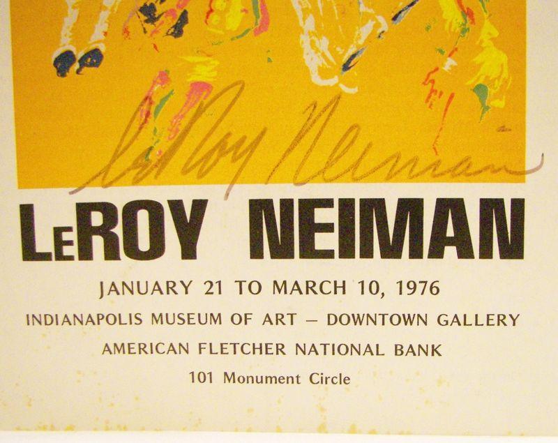 Leroy neiman