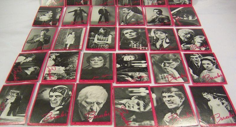Dark Shadows Card Lot
