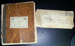 U.S. Marine 1918 Diary