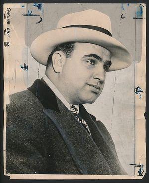 Capone Obit Photo