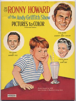 Mayberry Coloring Book