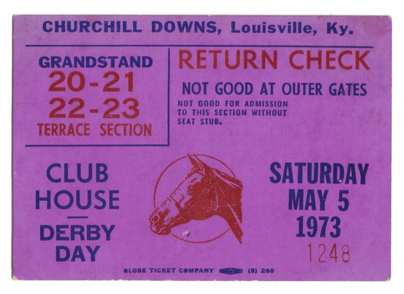 Secretariat Churchill Downs
