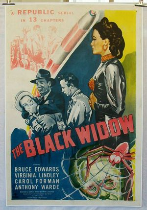 The Black Widow Movie Poster