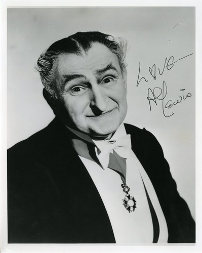 Al Lewis Munsters