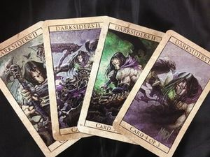Darkside Tarrot Cards