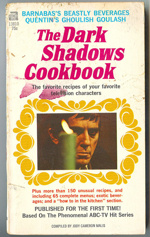 Dark Shadows Cook