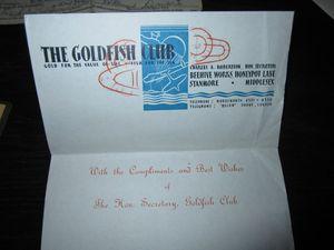 Goldfish Club
