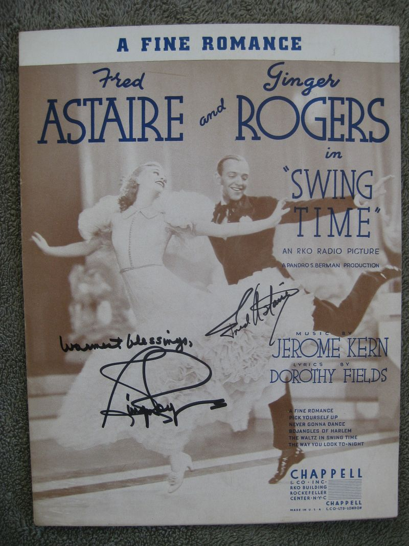 Astaire and Ro