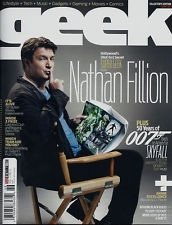 Geek Magazine Signed