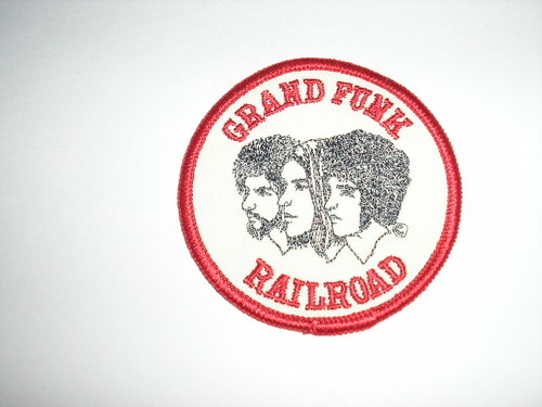 Grand Funk Railroad Patch