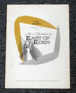 East of Eden Movie Press Kit