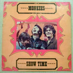 Monkees Tour Program Booklet