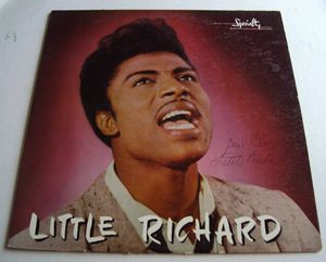 Little Richard Autograph