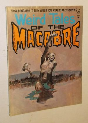 Monster Magazine Macabre