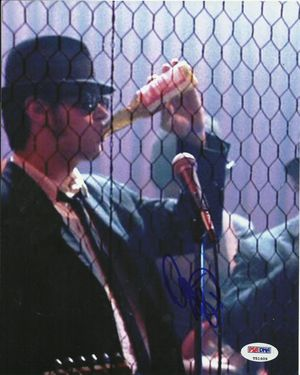 Dan Aykroyd Autographed Blues Brother
