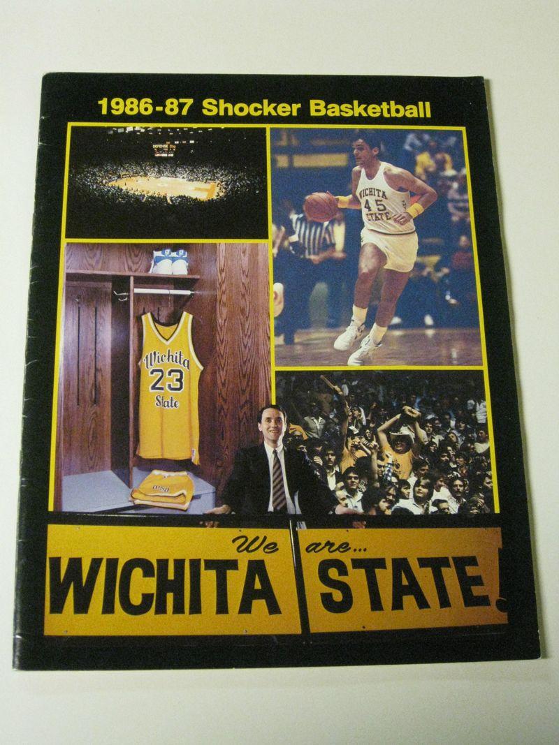 Wichita State Shockers Basketball Media Guide
