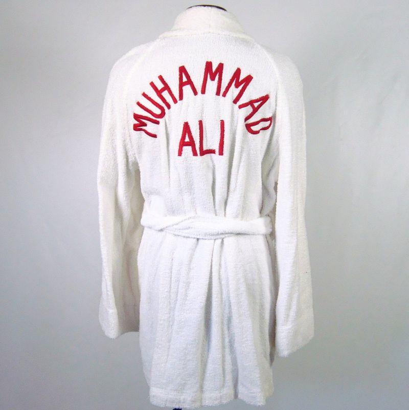 Will Smith Muhammad Ali Robe