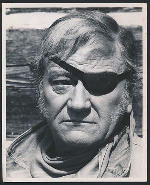 John Wayne True Grit Publicity Photo