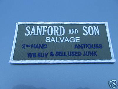 Sanford Son Junk Patch